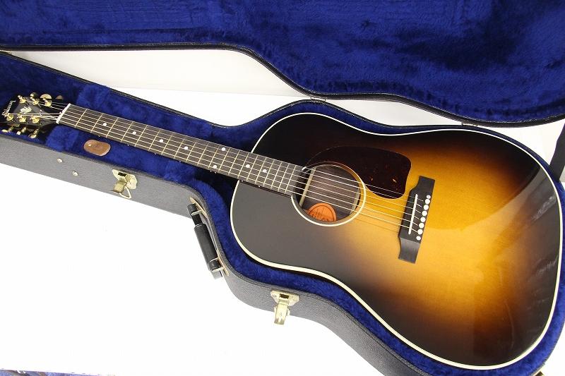 Gibson J-45 Rose Wood(ローズウッド) アコースティックギター 買取