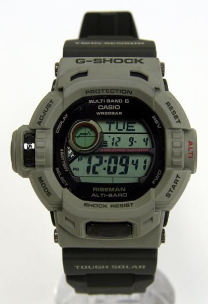 G-SHOCK メンインミリタリーカラーズ GW-9200ERJ-3JF