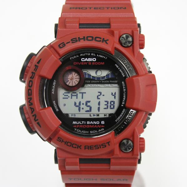 G-SHOCK フロッグマン GWF-1000RD-4JF