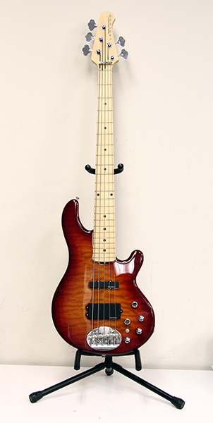 LAKLAND Skyline Japan Series SK-5DX Cherry Sunburst / Maple FB