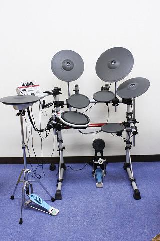 電子ドラム DTXPRESSIV