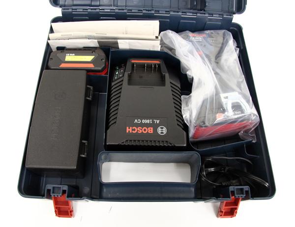 充電式インパクトドライバーGDR 18V-LI