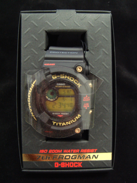 腕時計 G-SHOCK DW-8201NT-1JR