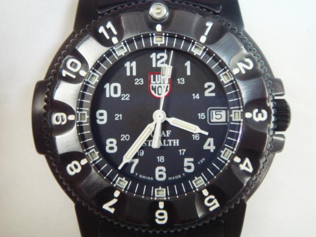 腕時計 F-117 ナイトホーク 3402