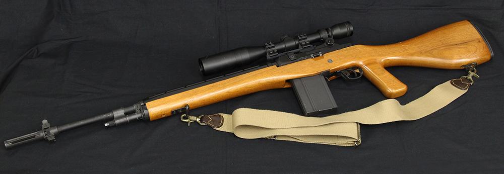 M14 ウッドストック スナイパーバージョン カスタム