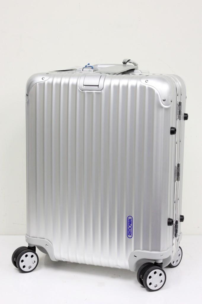 トパーズ 932.56(6601) 48L アルミ製スーツケース