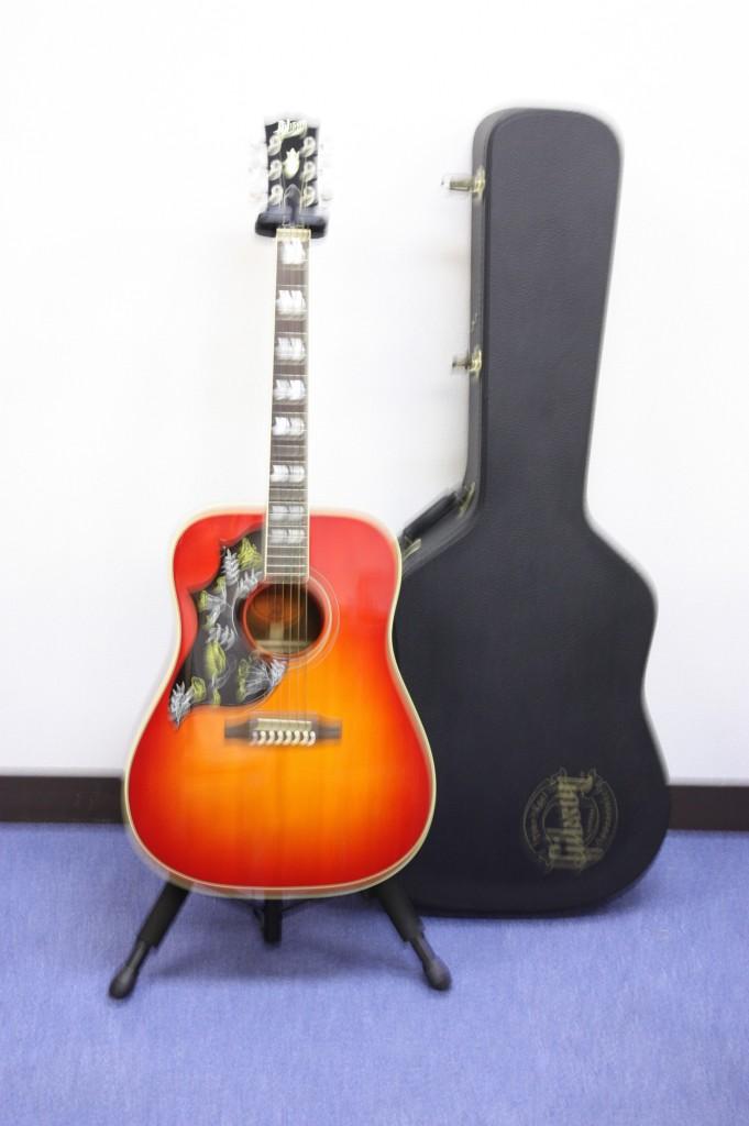 アコースティックギター ハミングバード(レフティー)