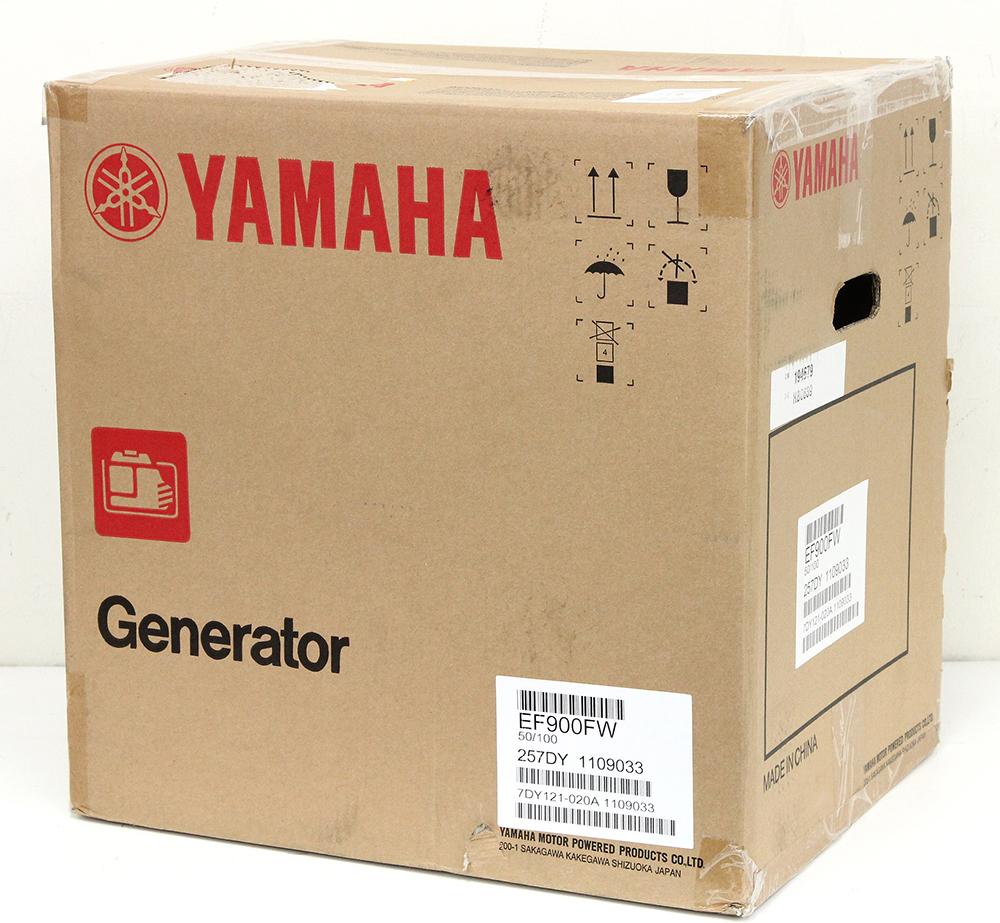 発電機 EF900FW 50HZ 東日本地域用