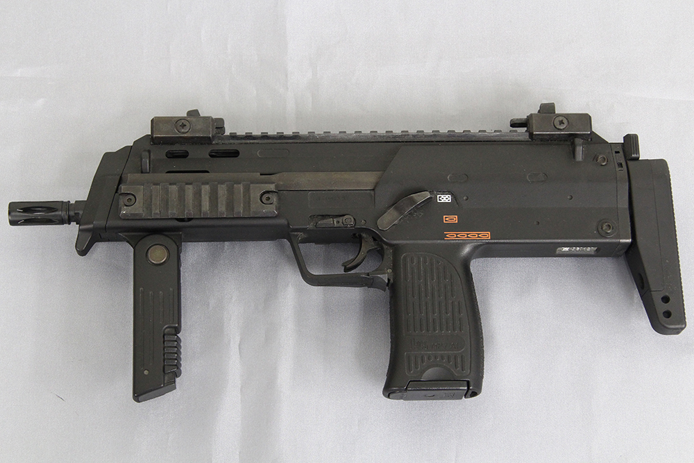 H&K MP7A1電動コンパクトマシンガン