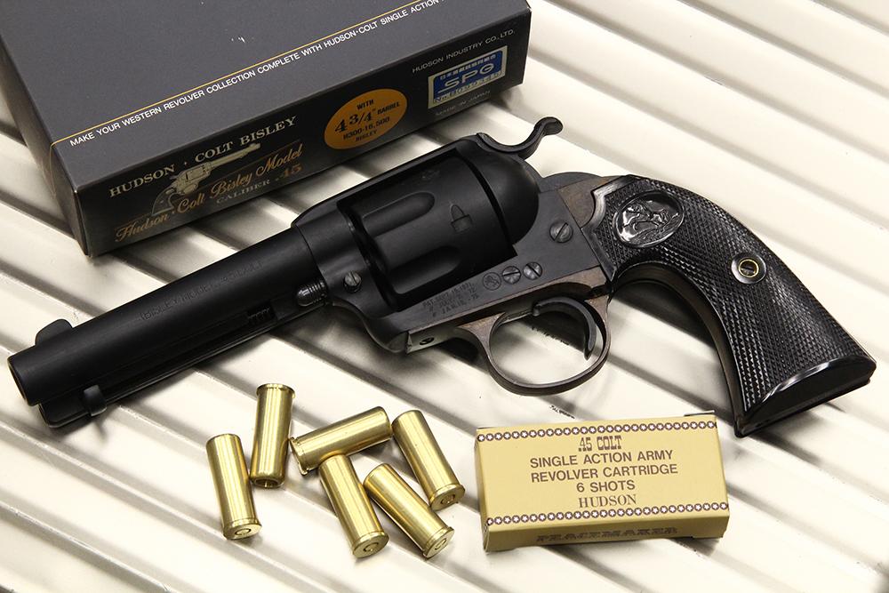 コルト S.A.A. ビズリーモデル 4 3/4インチバレル モデルガン