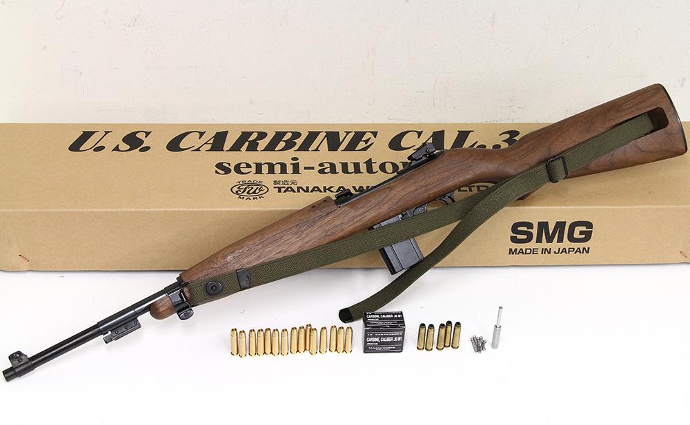 U.S. M1カービン 発火式モデルガン