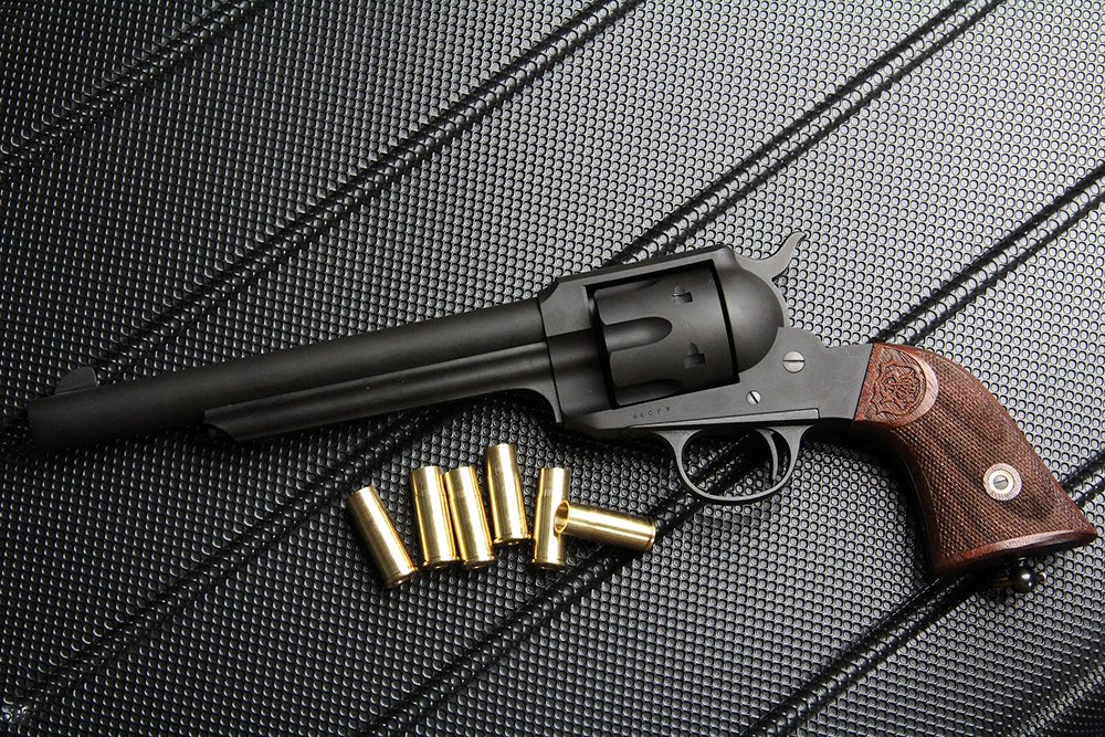 Remington レミントン M1890 7-1/2インチ HW 発火式モデルガン