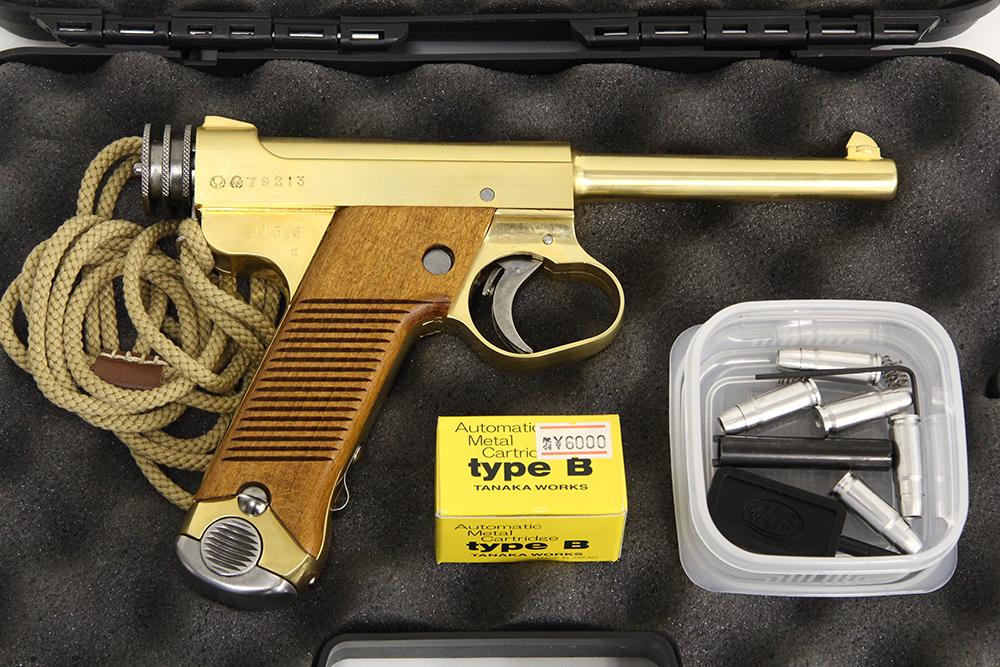南部十四年式拳銃 後期型 金属モデルガン
