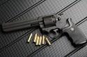 コルト キングコブラ 6インチ ブラック HW 発火式モデルガン
