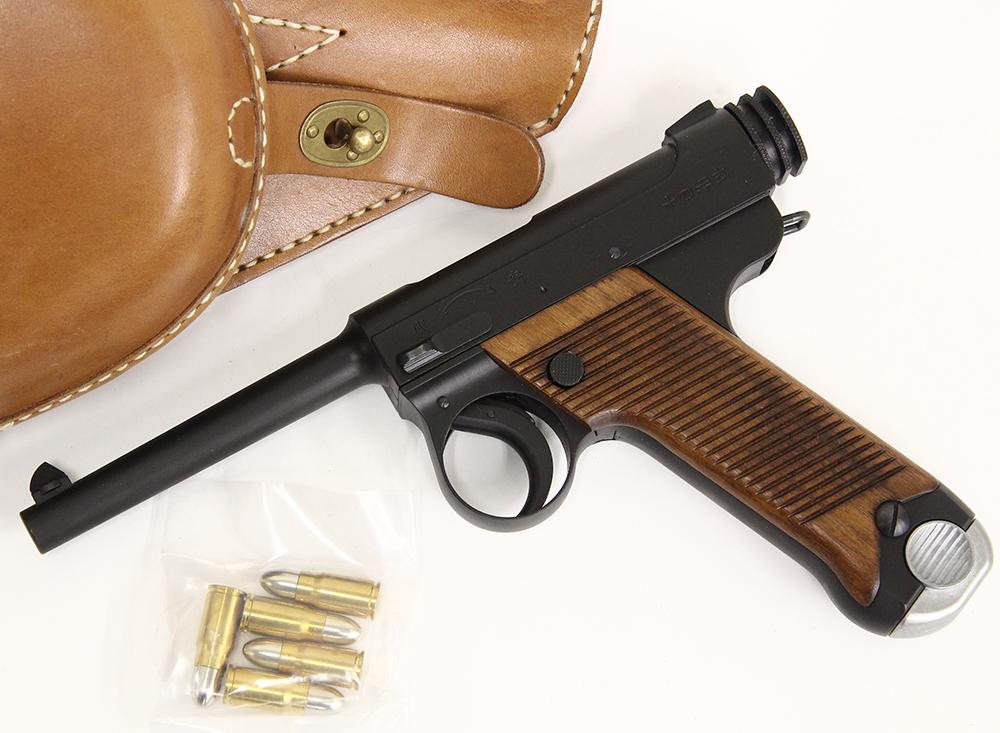 十四年式拳銃 前期型 ダミーカートモデルガン HW