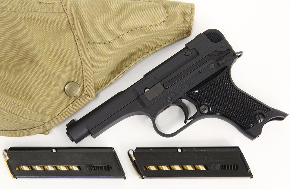 ハートフォード 九四式自動拳銃 中期型 ダミーカートモデルガン