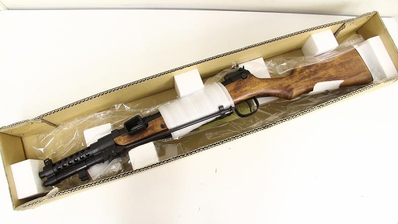 百式機関短銃 改修三型 ダミーカート仕様モデルガン