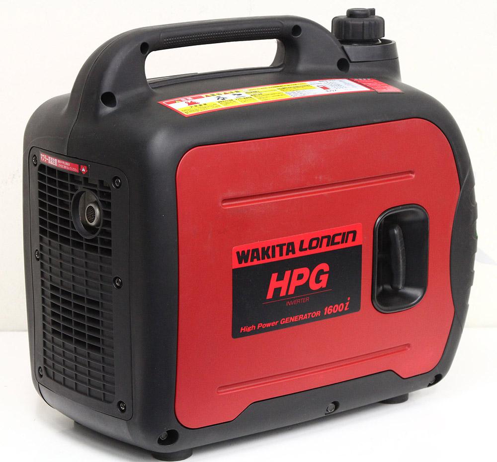 インバーター発電機 HPG1600i