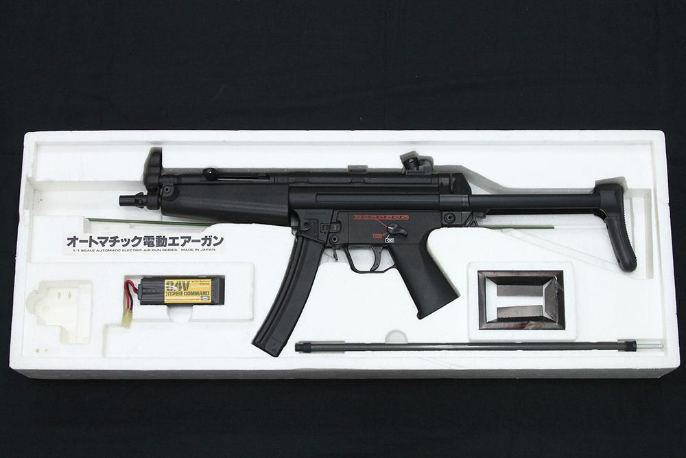 Heckler&Koch MP5A5 オートマチック電動エアーガン フルセット