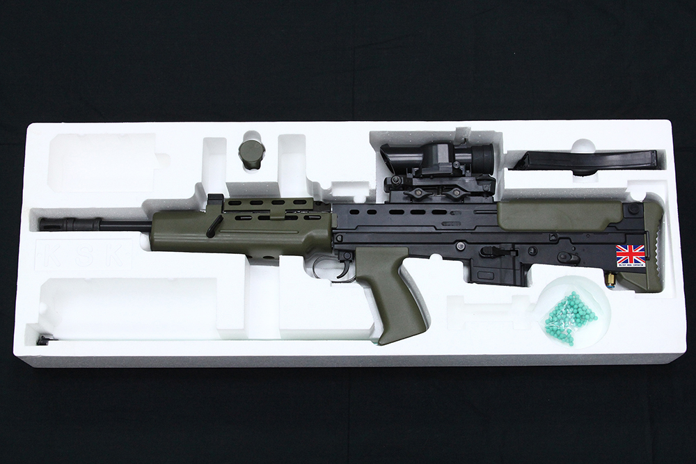 L85A1 ガスライフル