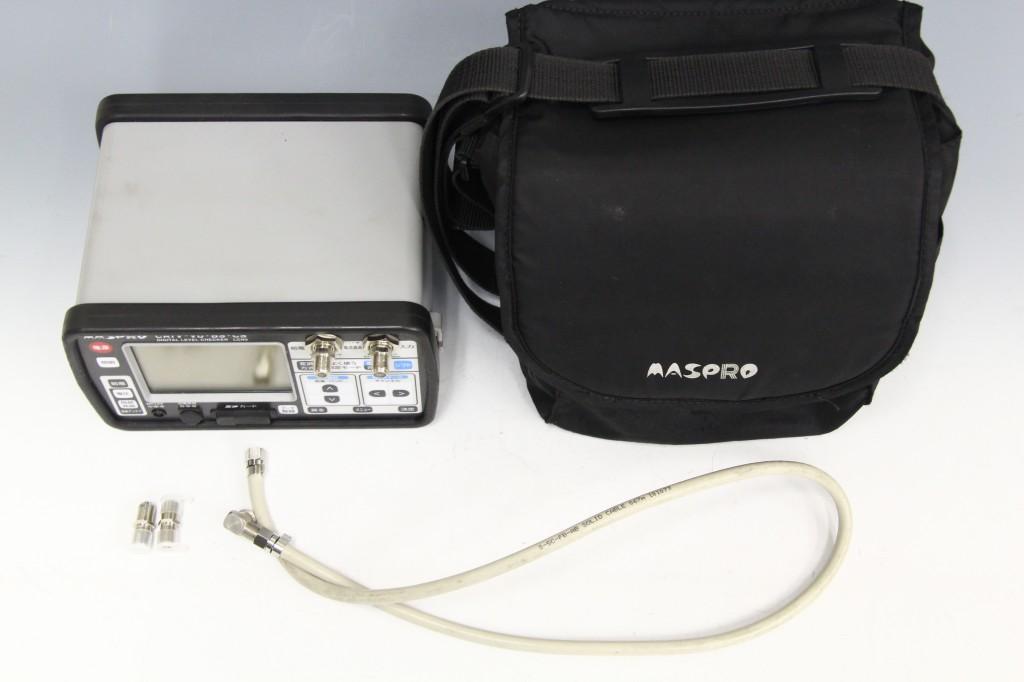 マスプロ デジタルレベルチェッカー LCN3