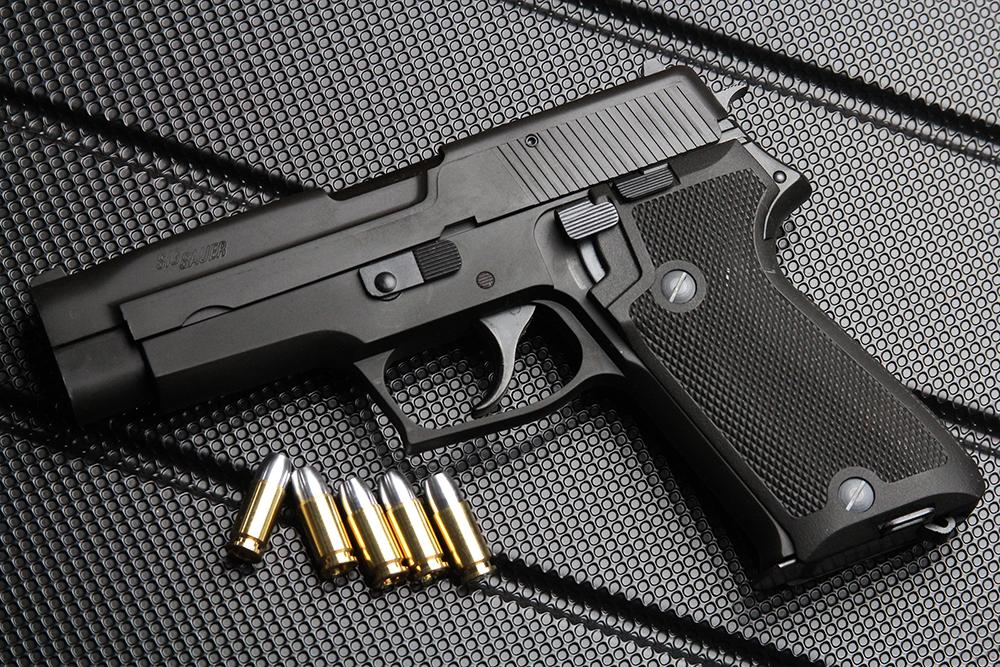 SIG SAUER P220 コマーシャル HW エボリューション モデルガン