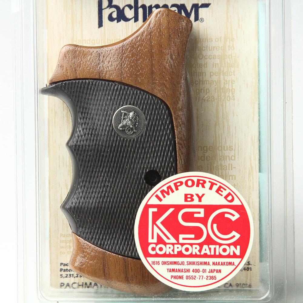 ウッドラバーグリップ KSCキングコブラ適合 CV-ALS 00411