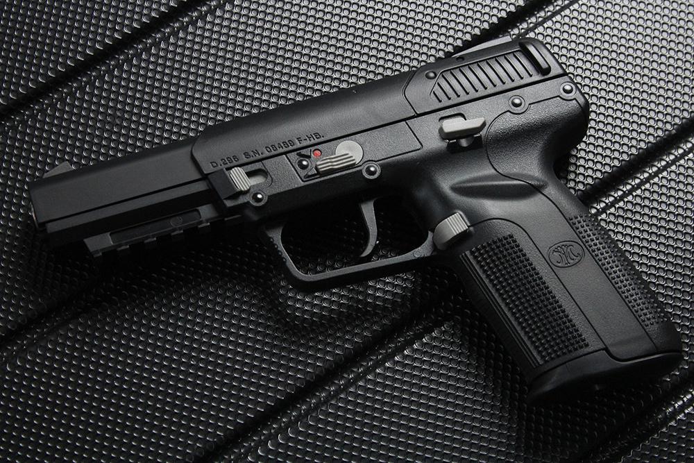 FN5-7 ガスブローバック