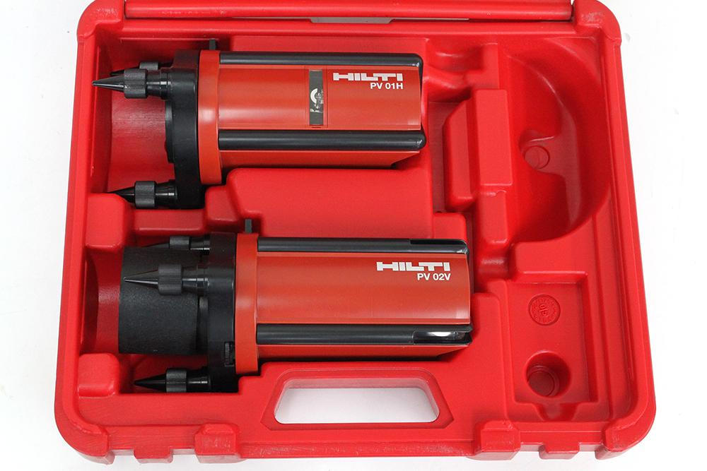 ラインレーザー PV01H・PV02Vセット