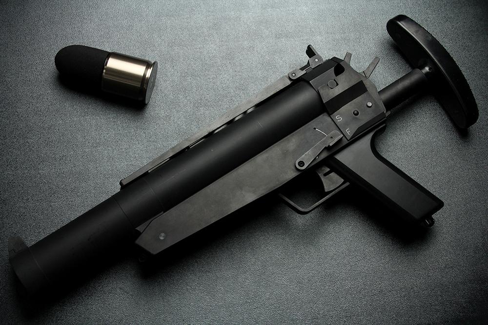 HK69A1 グレネードランチャー サプライ付き