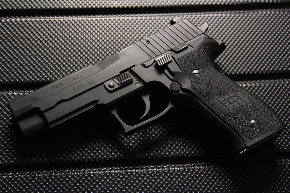 SIG SAUER P226 ガスブローバック