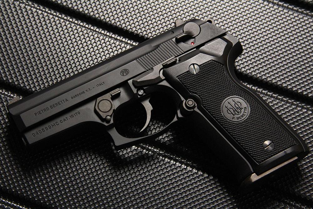 ウエスタンアームズ ベレッタ M8045 クーガーF ガスブローバック