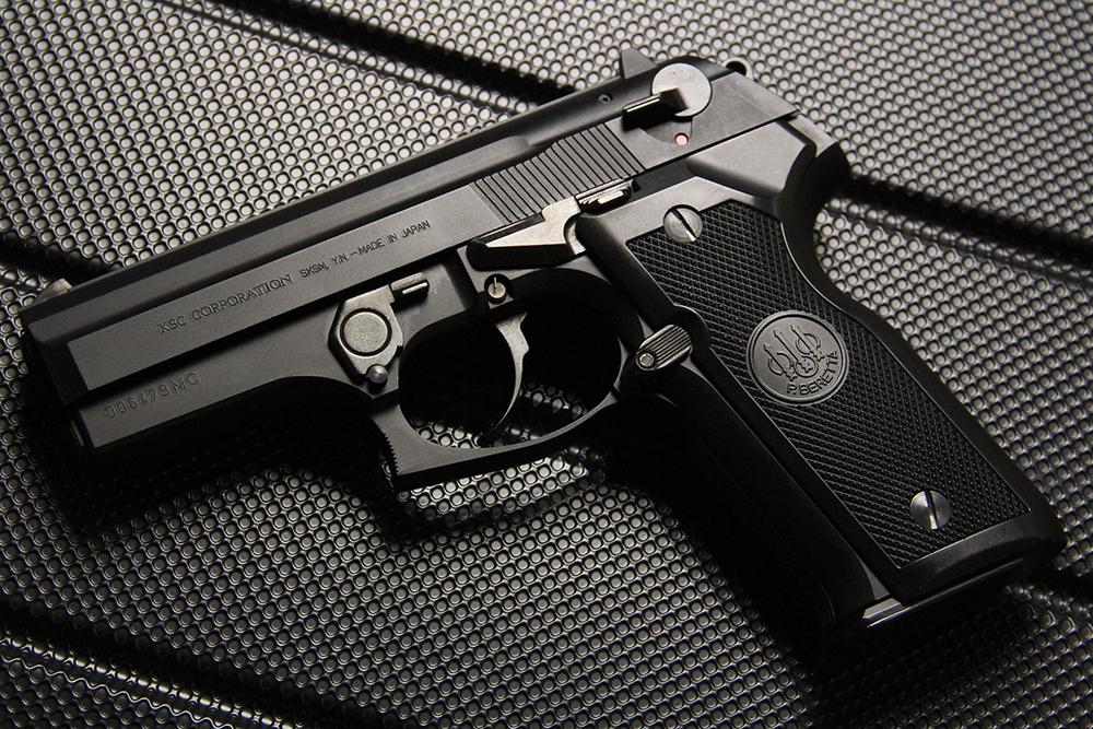 ベレッタ M8000 クーガーF ガスブローバック