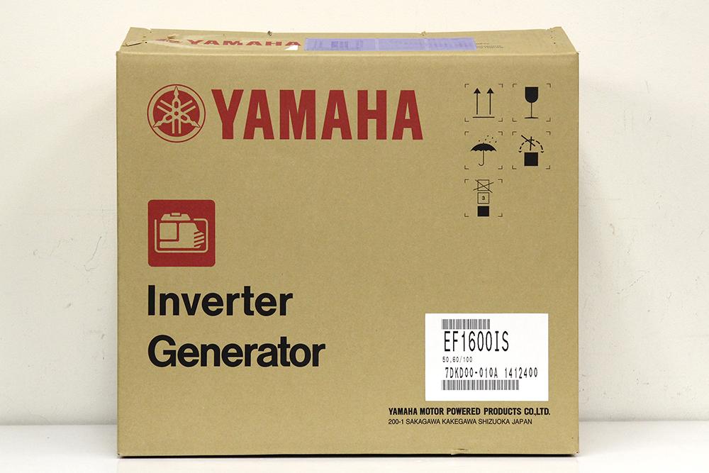 ヤマハ YAMAHA EF1600iS インバーター発電機