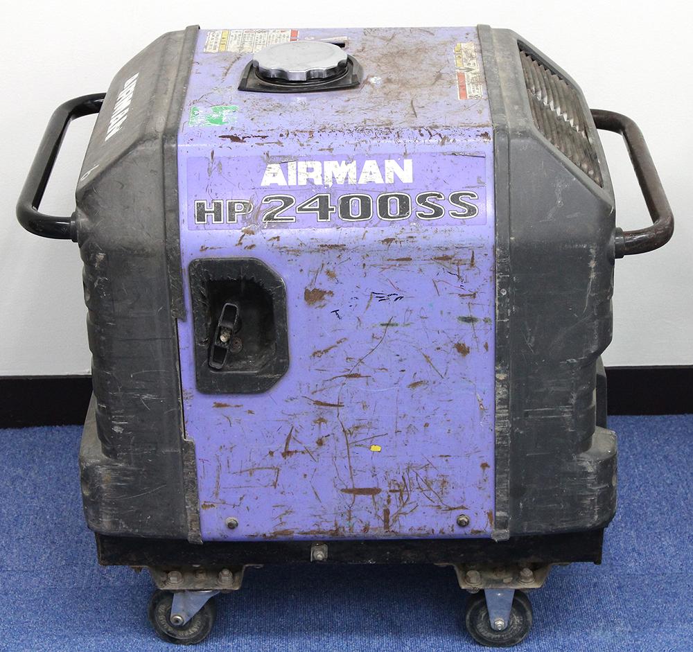 発電機 HP2400SS (EPAN-1000215)