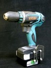 充電式インパクトドライバ BID-124