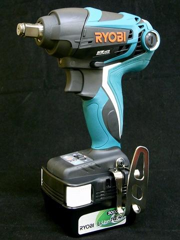 充電式インパクトレンチ BIW-1475