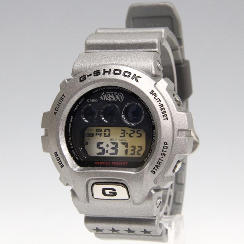 カシオ G-SHOCK DW-6900M-8T エリックヘイズ 時計