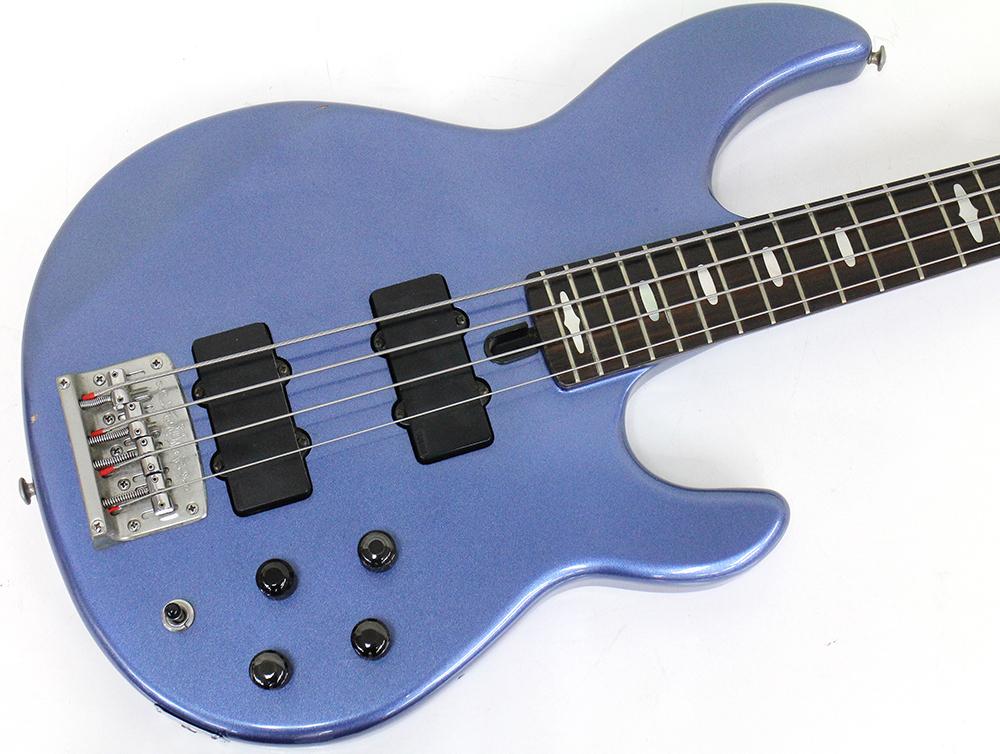 BB-1300 ブルー エレキベース 4弦