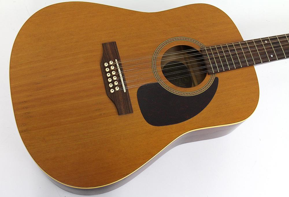 S12+ アコースティックギター 12弦