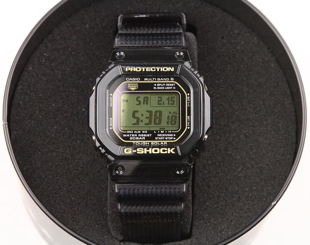 G-SHOCK GW-M5630D-1JR Thirty Stars サーティー・スターズ 30周年記念