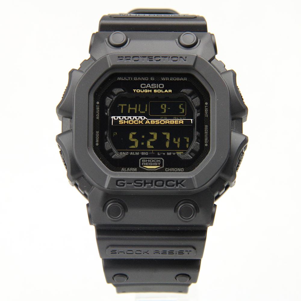 G-SHOCK ブラック×ゴールド GXW-56GB-1JF