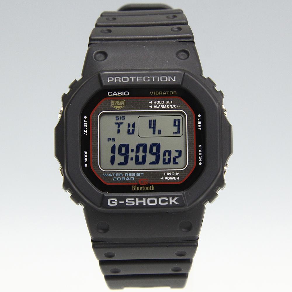 G-SHOCK GB-5600AA-1JF Bluetooth スマートフォン・iPhone対応