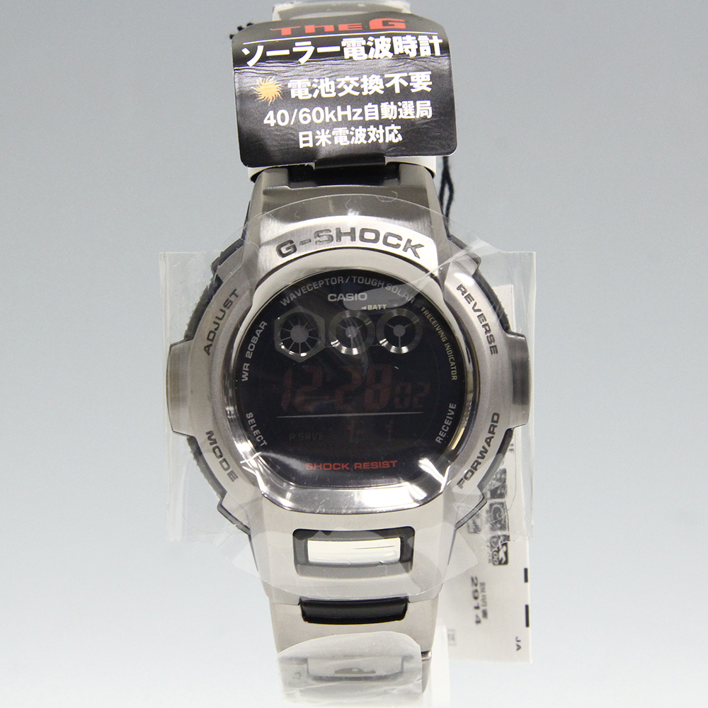 G-SHOCK The-G FIRE PACKAGE '06 GW-610BJSP-1JF 反転液晶 電波ソーラー