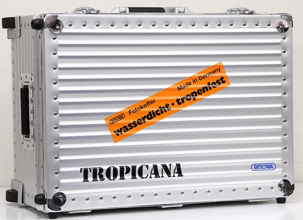 トロピカーナ Tropicana 35L 384.03 カメラ機材収納ケース 2輪