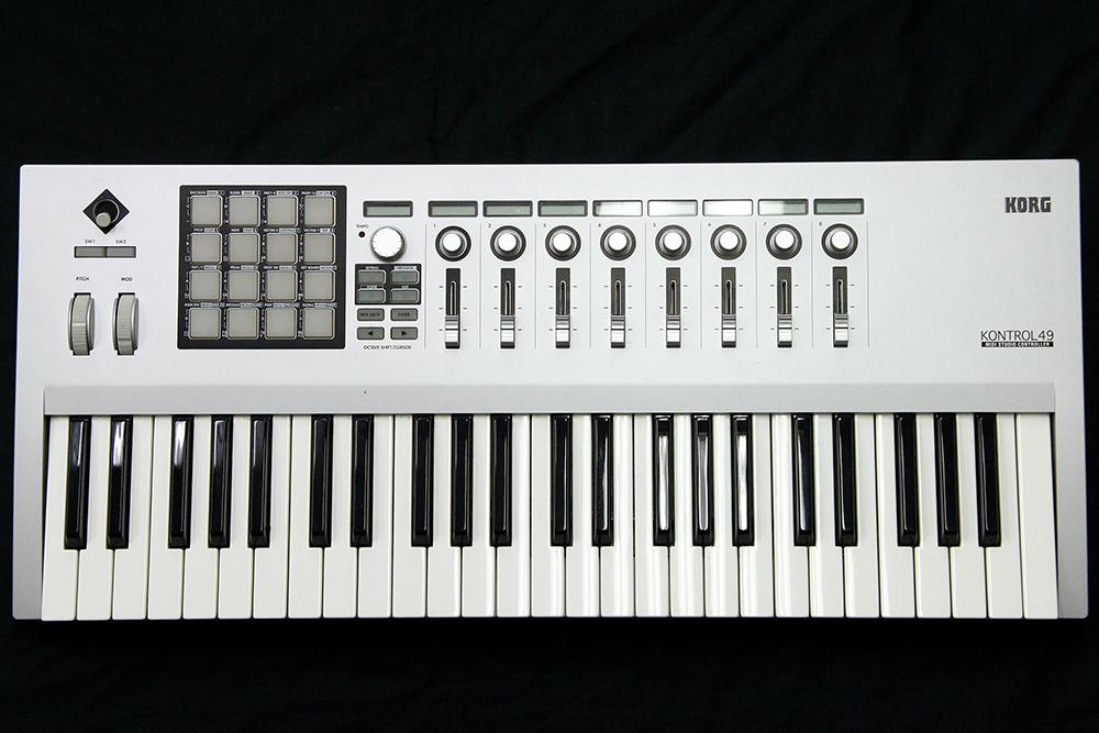 KONTROL49 MIDI STUDIO CONTROLLER