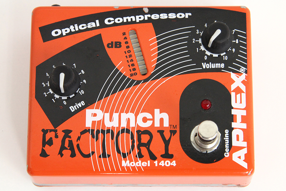 Punch FACTORY Model 1404 Optical Compressor