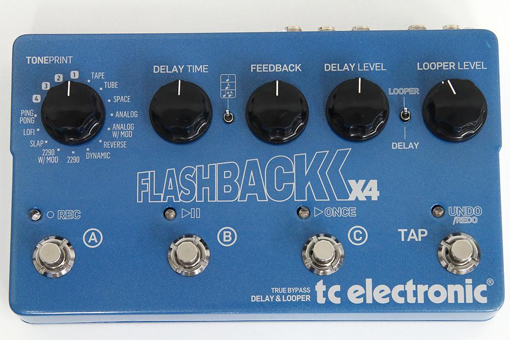 Electronic Flashback X4 Delay&Looper