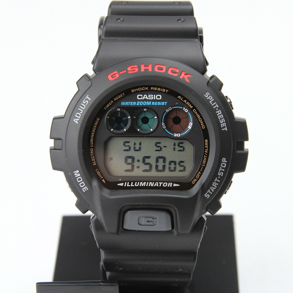 G-SHOCK DW-6900-1VCT 海外モデル
