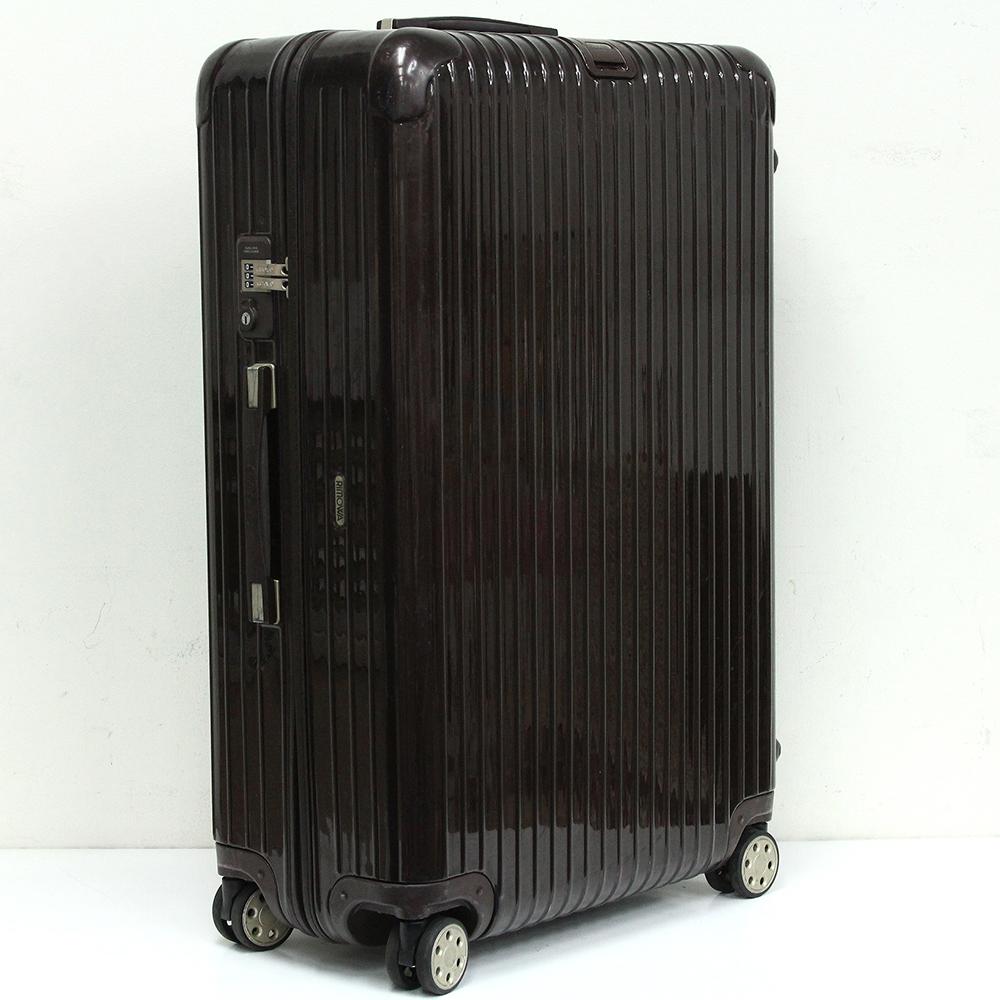サルサ デラックス SALSA DELUXE 104L 872.77 マルチホイール 4輪 ポリカーボネイト TSAロック付